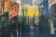 """Urban View 8""""x20"""" (2019)"""